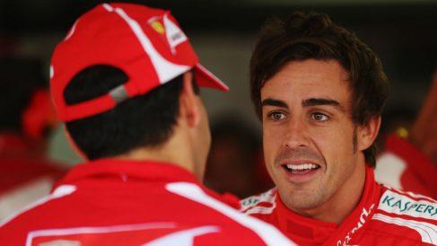 Marc Gené no cree que Fernando Alonso vaya a volver a Ferrari, a pesar de que acabe contrato con McLaren y a día de hoy la Scuderia no tenga pilotos para 2018. (Getty)