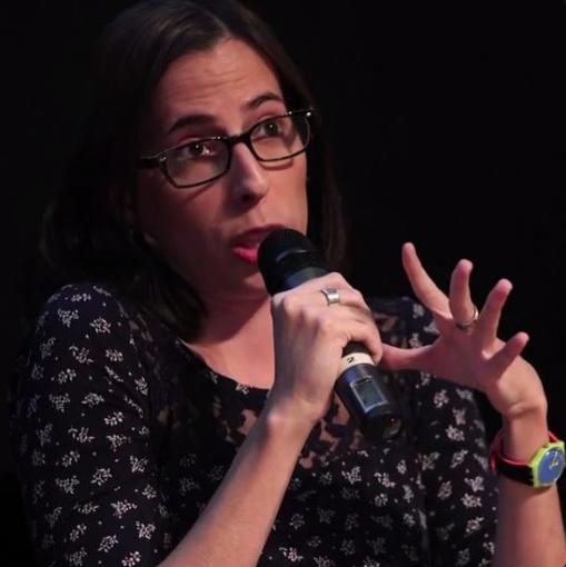 Laura Chaparro. Genius. Espacio Fundación TElefónica