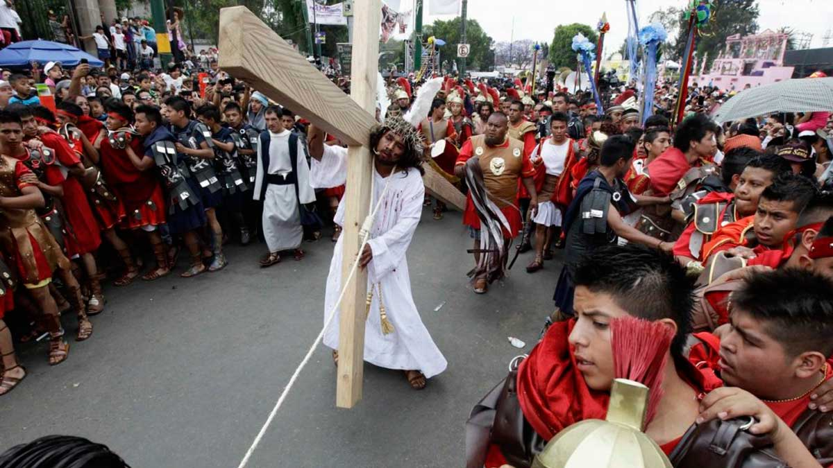 Semana Santa México