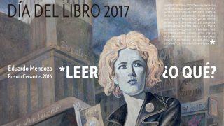 Cartel del Día Mundial del Libro y del Derecho de Autor. (Foto: Ministerio de Educación, Cultura y Deporte)