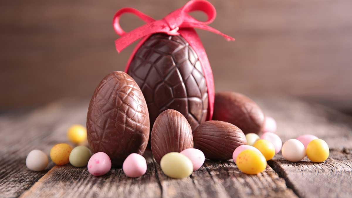 La tradición de los huevos de Pascua