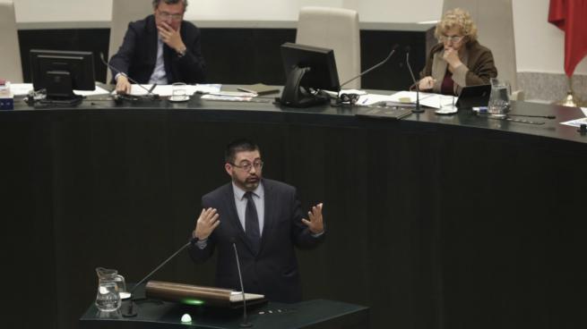 """Sánchez Mato confirma que Montoro deniega su plan económico: """"No me supone ninguna satisfacción"""""""