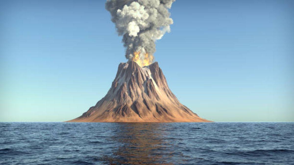 Descubre cuáles son los tipos de volcanes según la forma y sobre todo, el tipo de erupción