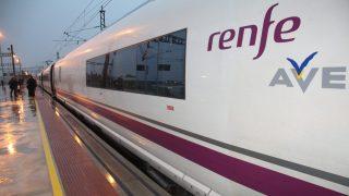 Tren de AVE Madrid Sevilla (Foto: Renfe)