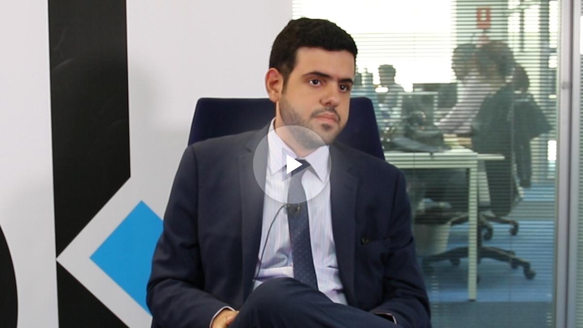Francisco Poleo, vicepresidente del periódico venezolano 'El Nuevo País'.