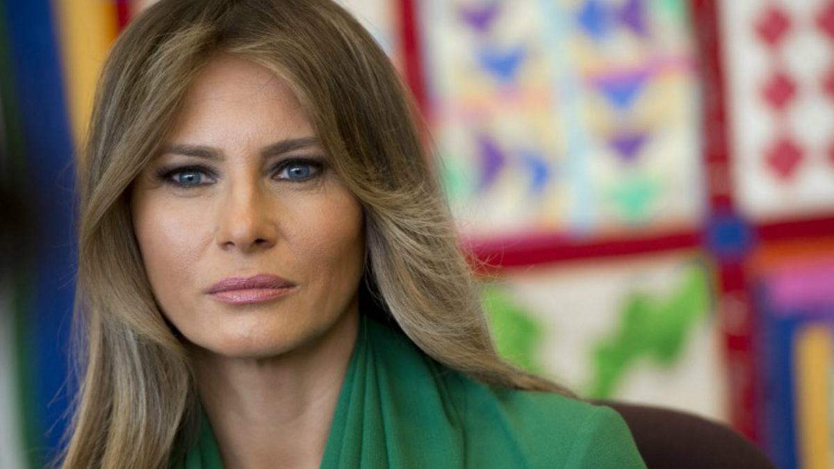 Melania Trump. Foto: AFP
