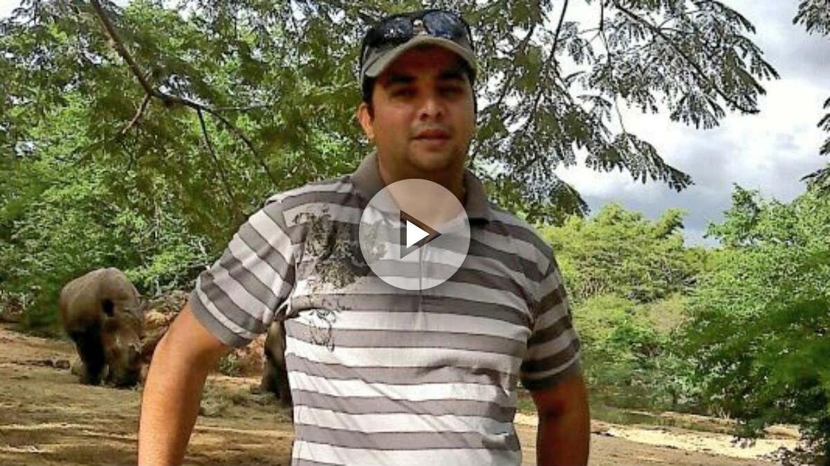 Miguel Ángel Colmenares, asesinado por los colectivos chavistas en las protestas de Barquisimeto (Venezuela).