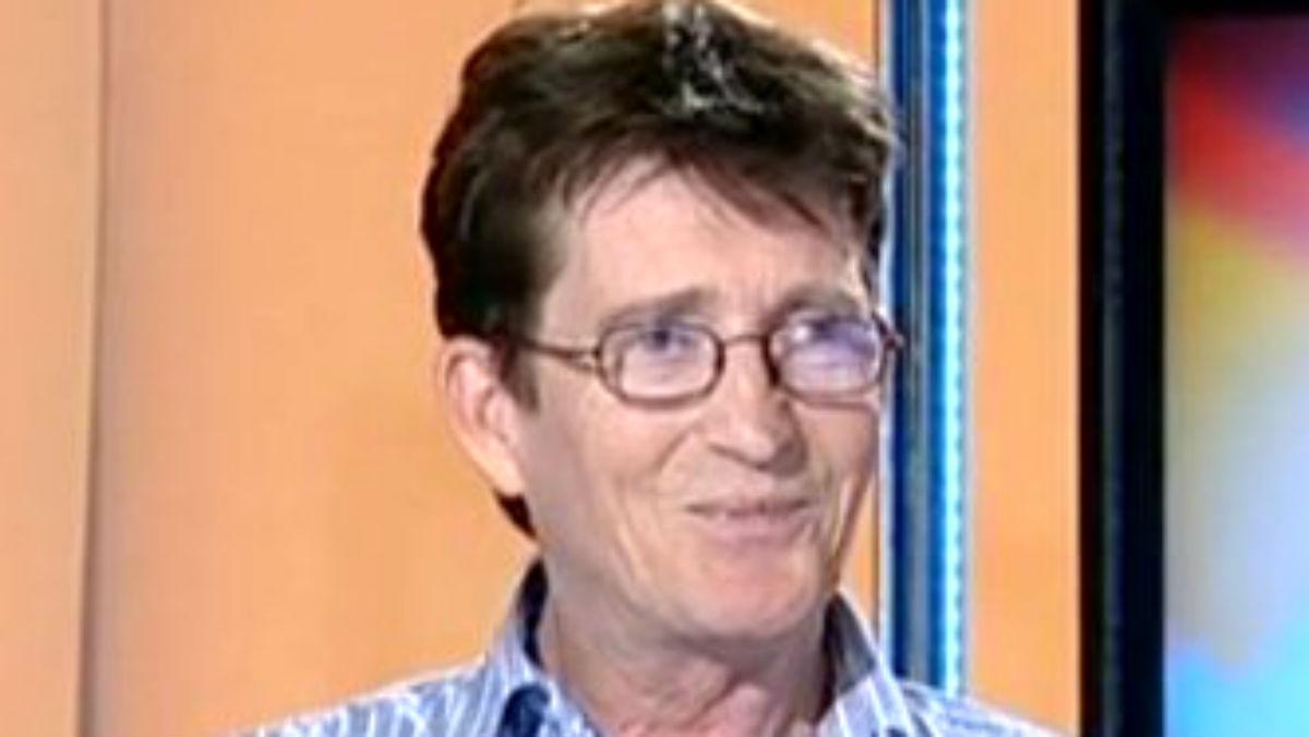 El escritor británico Simon Harris, autor de «Catalonia is not Spain».
