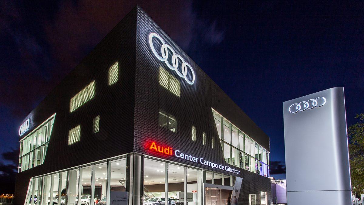 Concesionario Audi (Foto: Audi)