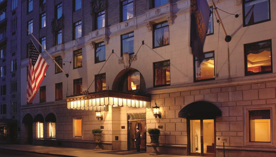 Hotel Ritz Carlton de NY (Foto: Marriott)