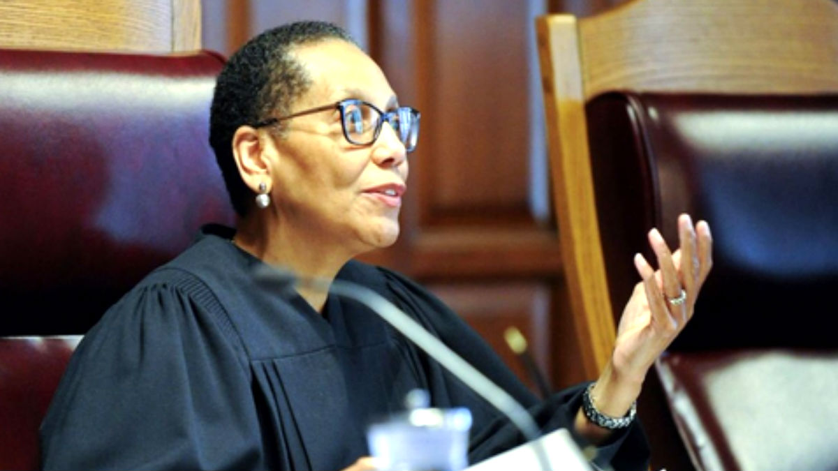 La juez Sheila Abdus-Salaam.