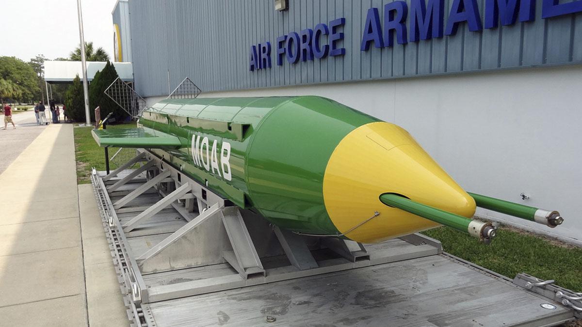GBU-43 MOAB