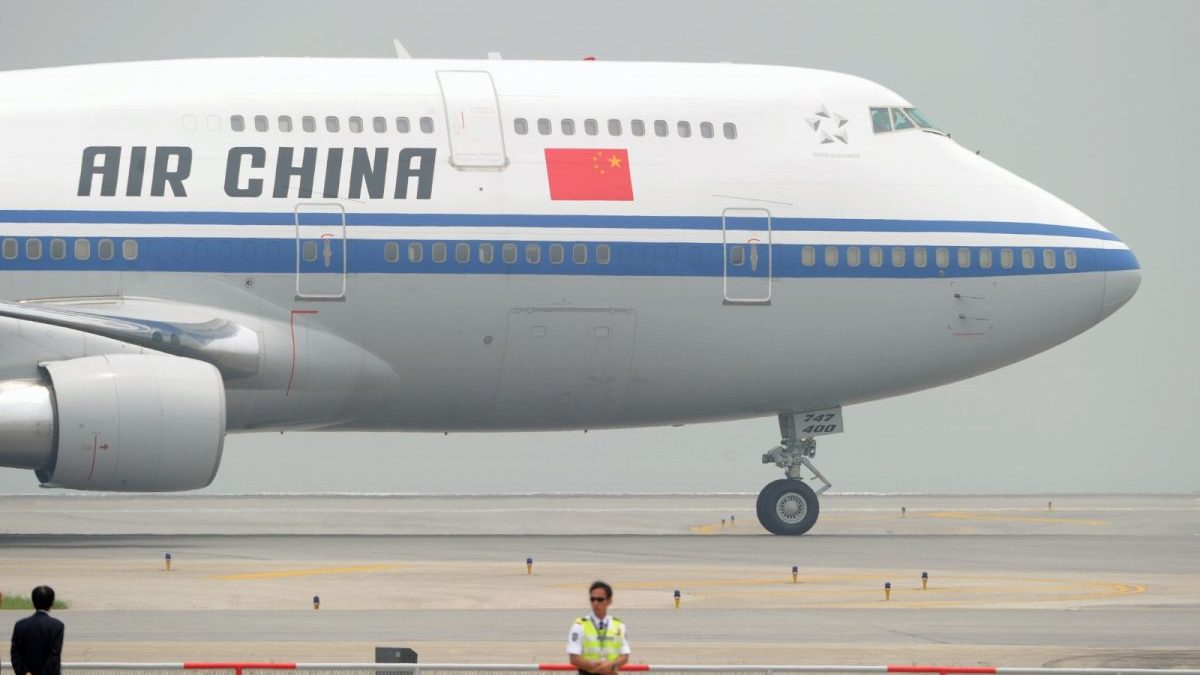 Aviones de Air China (Foto: Air China)
