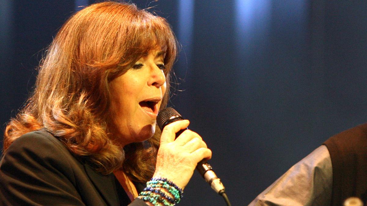 Maria del Mar Bonet en una imagen de 2009 (Foto: AFP).
