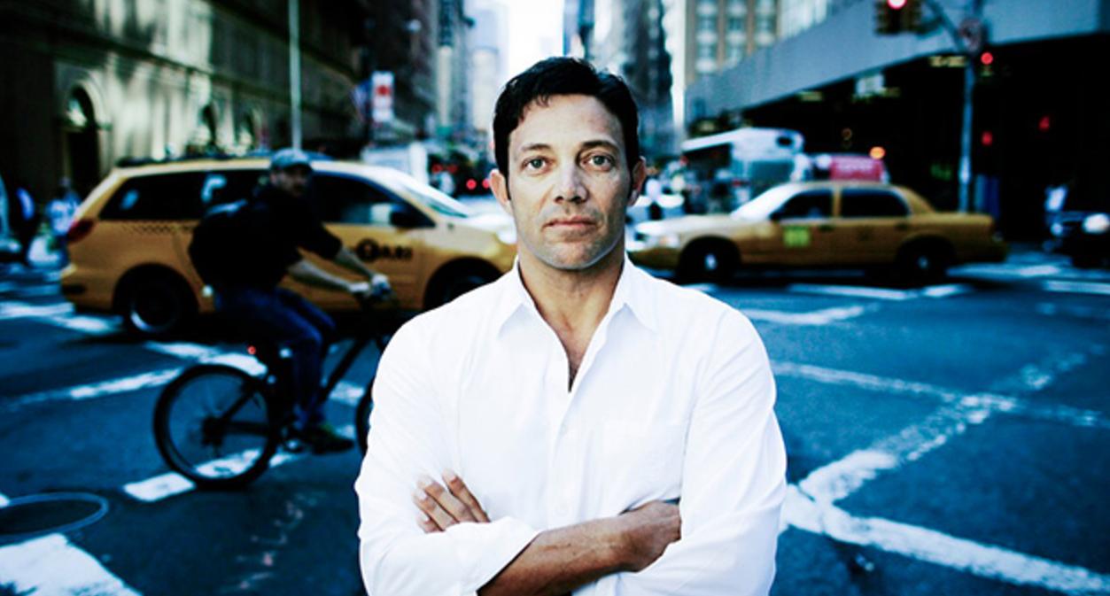 Jordan Belfort, El Lobo de Wall Street (Foto. Facebook)