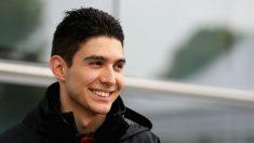 En Force India se muestran encantados con el francés Esteban Ocon, de quien consideran que tiene el mismo talento que Max Verstappen. (Getty)
