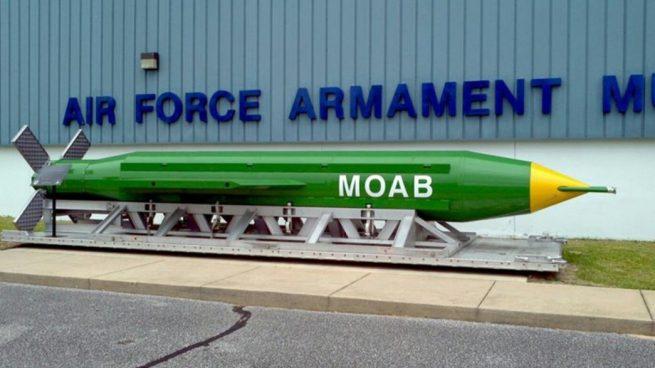 'madre de todas las bombas'