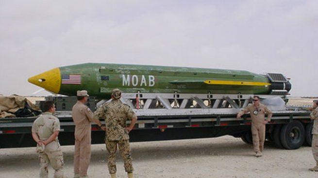 Image result for la madre de todas las bombas