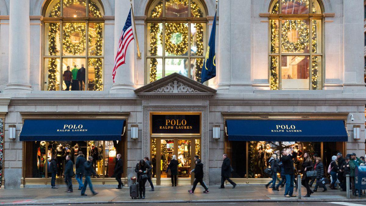 Tienda de Ralph Lauren en la Quinta Avenida de NY (Foto: RL)