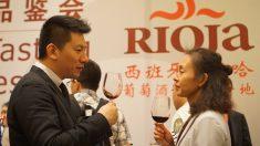 Chinos en una cata de Rioja (Foto: DO Rioja)