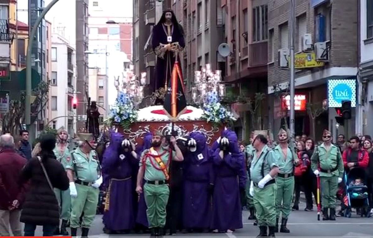 Semana Santa Castellón 2017: Procesiones, horarios e itinerarios del  Viernes Santo (Foto de archivo)