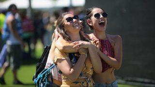Festival de Coachella (California) Foto: Getty)