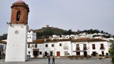 La localidad Jimena de la Frontera, en la provincia de Cádiz.