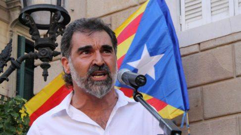 Jordi Cuxart, presidente de Òmnium Cultural.