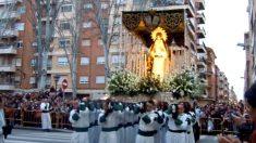 Semana Santa Albacete (Foto de archivo)