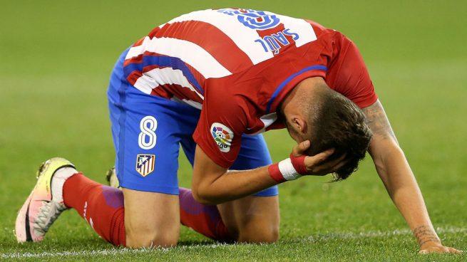 """Saúl: """"He jugado con mi salud por el Atlético, meaba sangre en cada partido"""""""