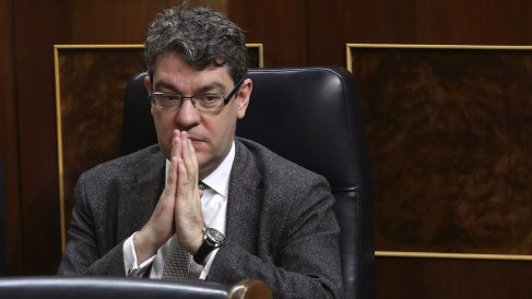 El ministro de Energía, Turismo y Agenda Digital, Álvaro Nadal. (FOTO:EFE)