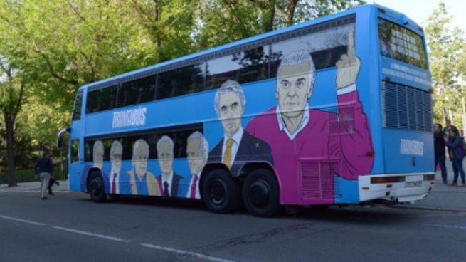 Autobús de Podemos - Tramabús