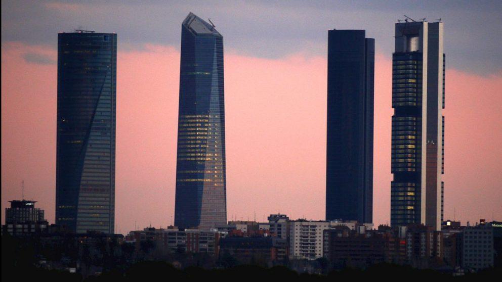 Cuatro Torres de Madrid (Foto: Flickr)