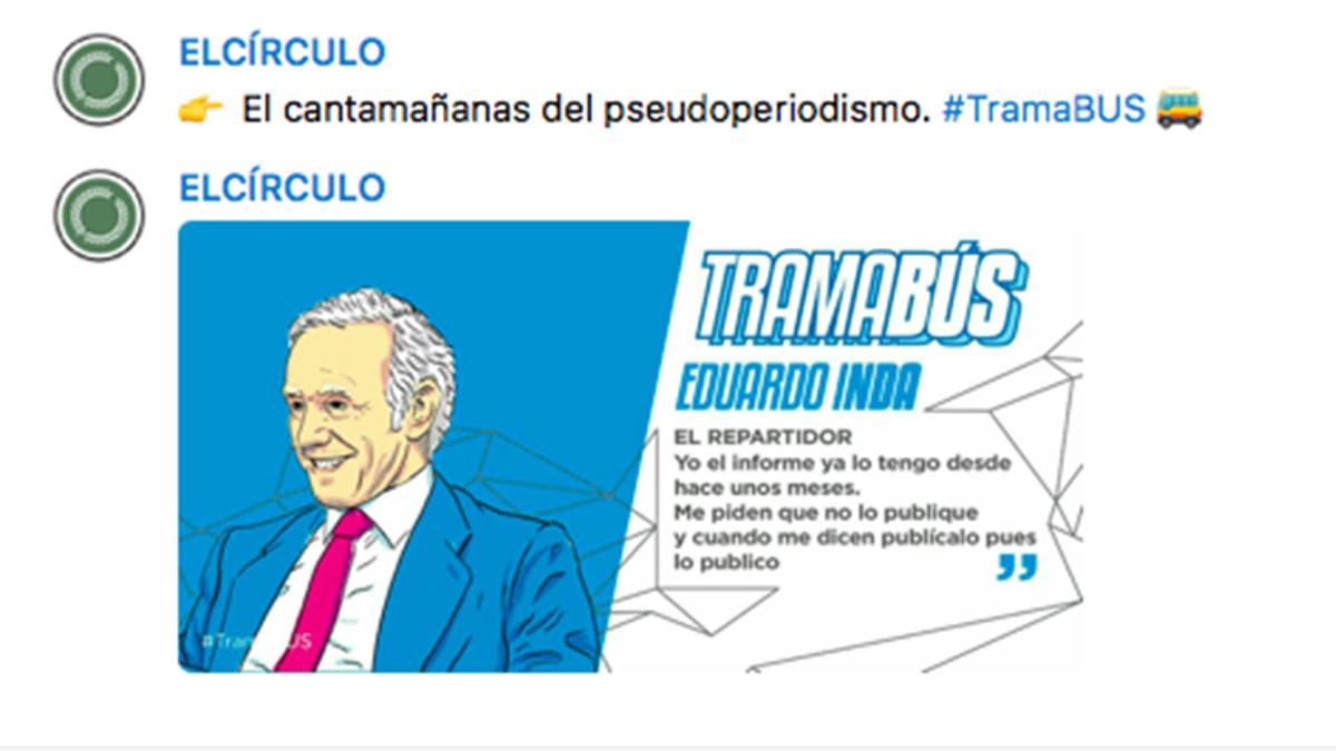 Telegram de Podemos