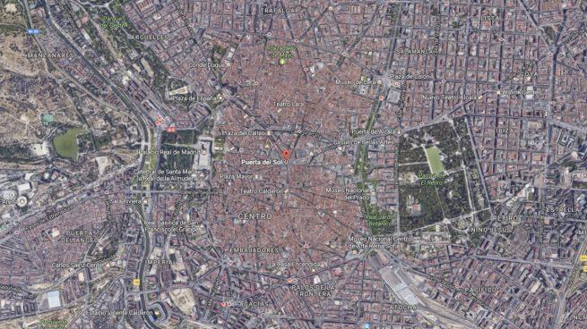 Así destruiría 'la madre de todas las bombas' las grandes ciudades españolas