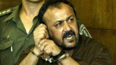 Marwan Barghuti, terrorista palestino líder de la segunda Intifada.