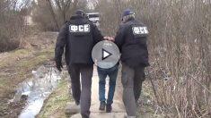 La policía rusa detiene a uno de los «organizadores» del atentado del metro de San Petersburgo.