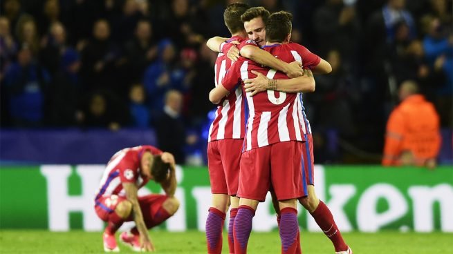El Atlético alarga la mejor racha de su historia: tercera semifinal en cuatro años