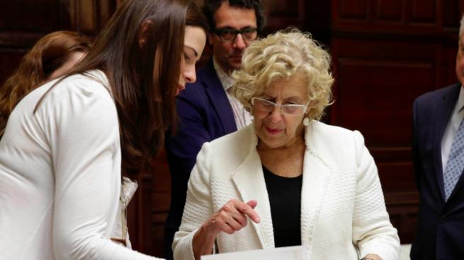 Carmena gestionará las taquillas municipales pero sólo ofrece contratos precarios a sus empleados