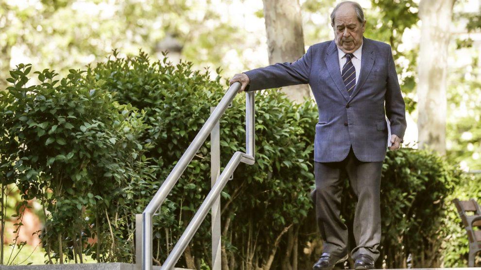 Lluís Prenafeta. (Foto: EFE)