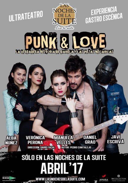 Las Noches de la Suite Punk&Love