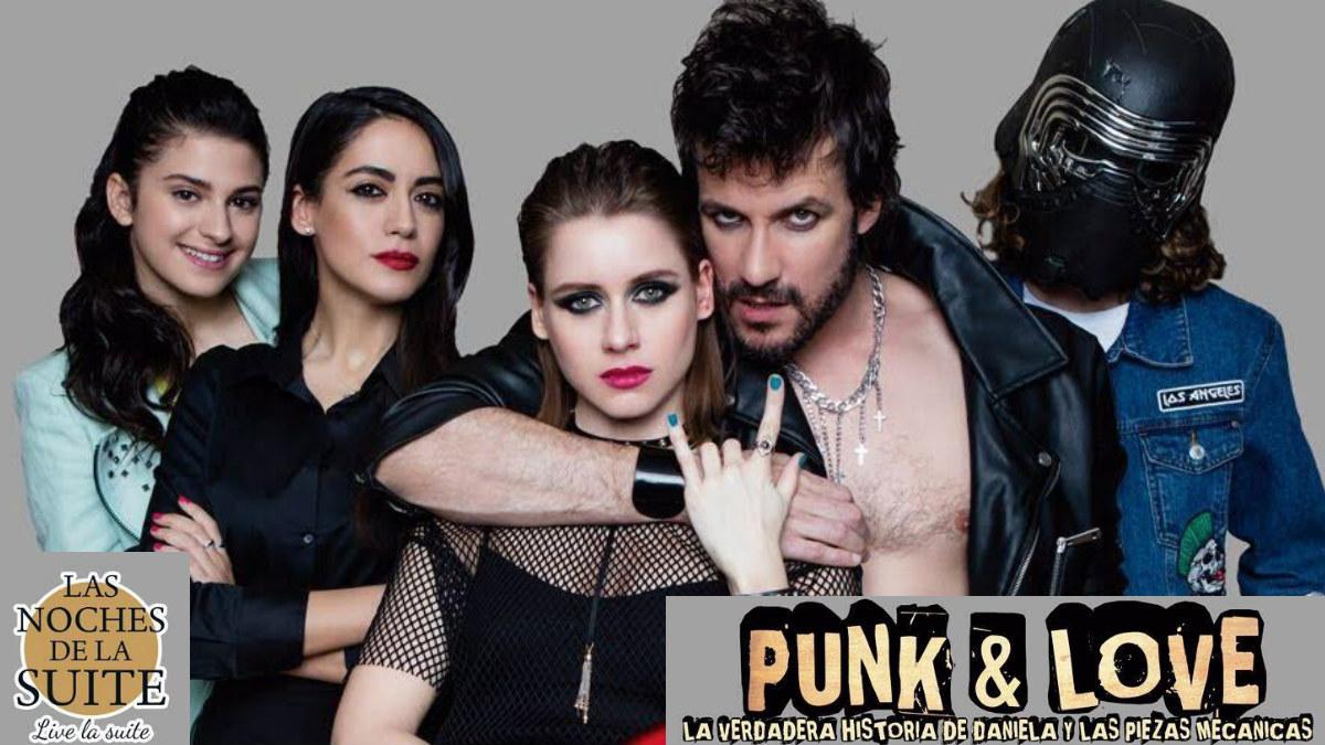 Daniel Grao y Manuela Vellés protagonizan 'Punk&Love', la nueva propuesta gastroescénica dirigida por Darío Facal de Las Noches de la Suite.