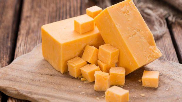 Receta de macarrones con queso al microondas