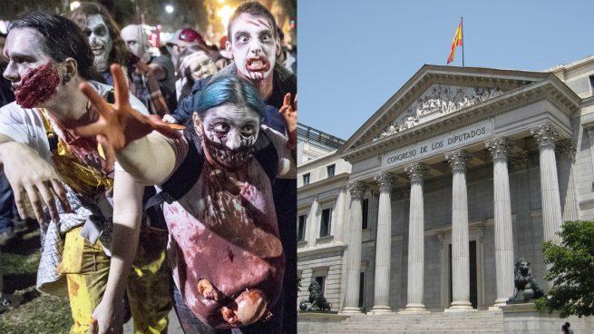 """El Gobierno reconoce que no tiene un protocolo frente a un """"apocalipsis zombi'"""