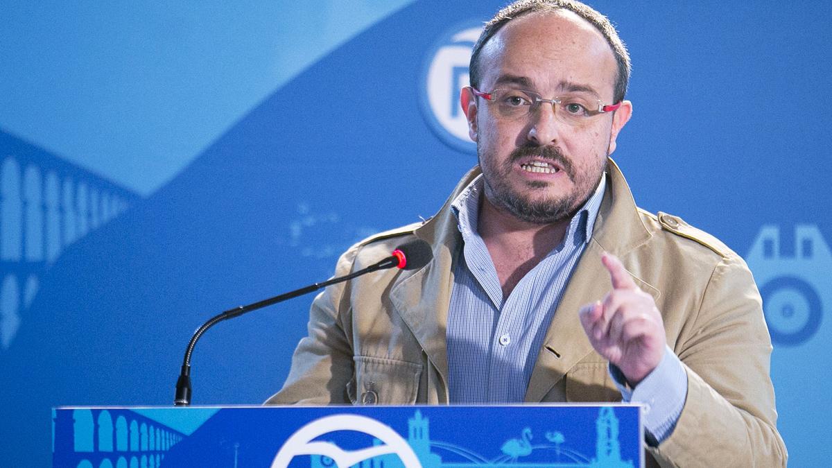 Alejandro Fernández. (Foto: PP)