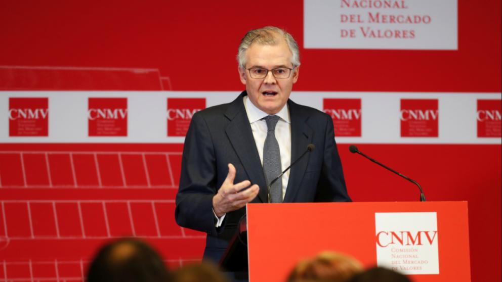 Sebastián Albellá, expresidente de la CNMV (Foto: CNMV)