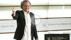 José Coronado en el Festival de San Sebastián del pasado año (Foto: AFP).