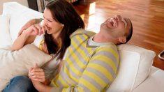 Llorar de risa es uno de los pequeños placeres de la vida