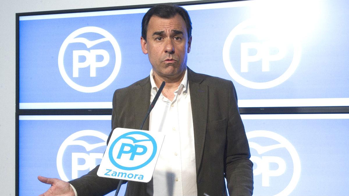 El coordinador general del Partido Popular, Fernando Martínez-Maíllo.