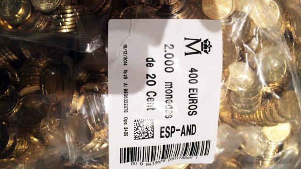 ¿Por qué no se ven los euros con la cara del Rey Felipe VI?